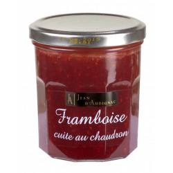 FRAMBOISES CUITES AU CHAUDRON