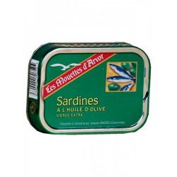 SARDINES OLIVE 1/6