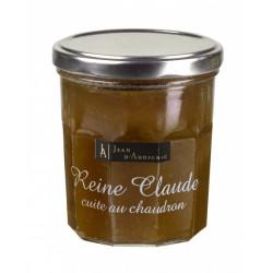 REINE CLAUDE CUITE AU CHAUDRON