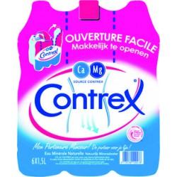 EAU DE CONTREX 150 CL LE PACK DE 6