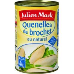 QUENELLES DE BROCHET 5/1