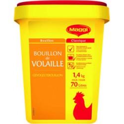 BOUILLON DE VOLAILLE MAGGI 1. 4 KG