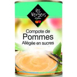 COMPOTE DE POMMES 5/1