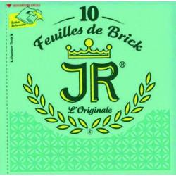 FEUILLE DE BRICK PAQUET DE 10