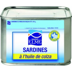 SARDINES A L'HUILE 4/4