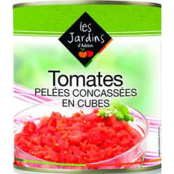 TOMATES PELEES CONCASSEES 4/4