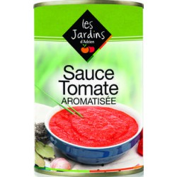 SAUCE TOMATE AROMATISEE   D  5/1