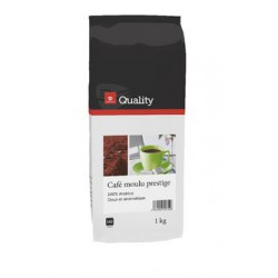 CAFE MOULU 100 % ARABICA 1 KG