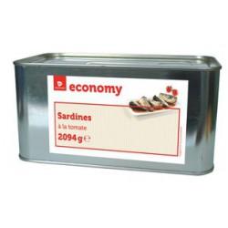 SARDINES A LA TOMATE 3/1