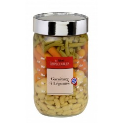 GARNITURE 4 LEGUMES 72 CL