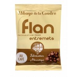 FLAN CAFE ABBAYE LA COUDRE  BTE 10 SACHETS