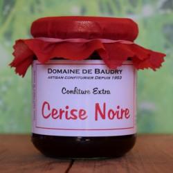 CONFITURE CERISES NOIRES