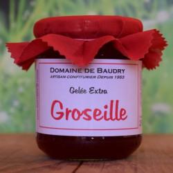 GELEE GROSEILLES