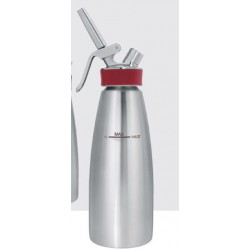 SIPHON GOURMET CHAUD WHIP INOX 0.5 L