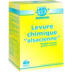 LEVURE CHIMIQUE 1.5 KG MOENCH