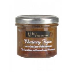 CHUTNEY FIGUES VINAIGRE BALSAMIQUE