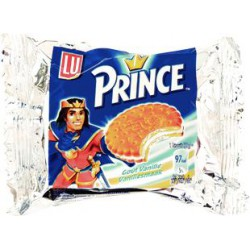 GOUTER PRINCE VANILLE LU X 110