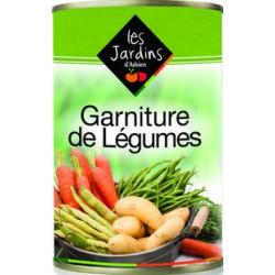 GARNITURE 4 LEGUMES 5/1
