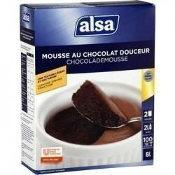 MOUSSE CHOCOLAT ALSA 960 GR