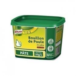 BOUILLON DE POULE KNORR 1KG