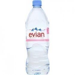 EAU EVIAN 1 L