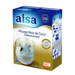 ENTREMET NOIX DE COCO ALSA 1.100 KG