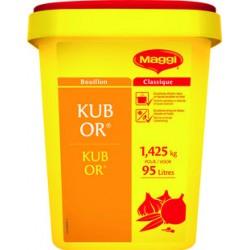 BOUILLON KUB OR 1.425 KG