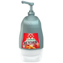 KETCHUP 5.5 KG LESIEUR