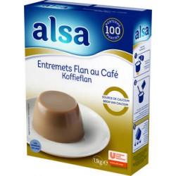 ENTREMET CAFE ALSA 1 KG