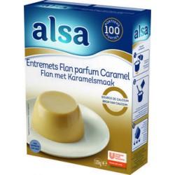FLAN CARAMEL ALSA 1.1 KG