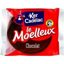MOELLEUX CHOCOLAT 40 GR X 100
