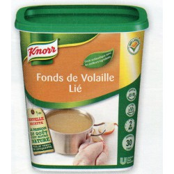 FOND BLANC VOLAILLE KNORR