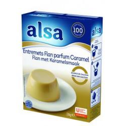 ENTREMET CARAMEL ALSA 1.1 KG