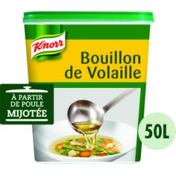 BOUILLON DE VOLAILLE KNORR