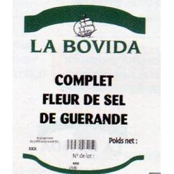 FLEUR DE SEL GUERANDE COMPLET 1 KG
