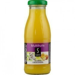 JUS MULTIFRUITS SAXO 25 CL