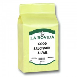 GOOD SAUCISSON A L' AIL LE SAC 1 KG