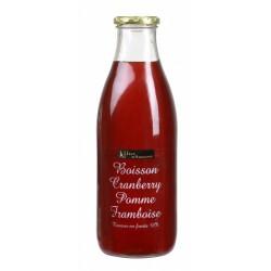 CRAMBERRY POMME FRAMBOISE 1 L