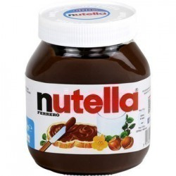 PATE A TARTINER NUTELLA 750 GR