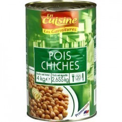POIS CHICHES 1/2 G. J