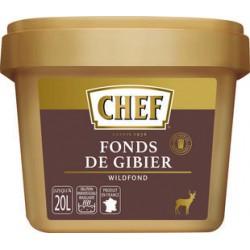 FOND DE GIBIER CHEF