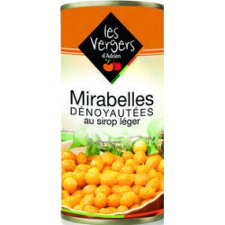MIRABELLES DENOYAUTEES 2/1
