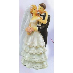 HYMEN COUPLE ELEGANCE VOILE EN TULLE