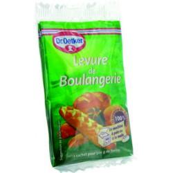LEVURE BOULANGERE X 8 SACHETS