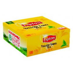 INFUSIONS PARFUMEES LIPTON 60 SACHETS