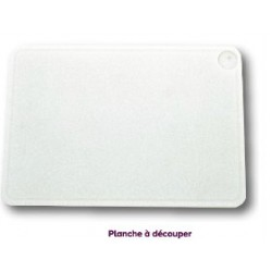 PLANCHE POLYD A RIGOLE 50 X 35