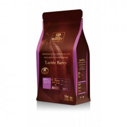 PISTOLES CHOCOLAT LACTEE BARRY  5 KGS
