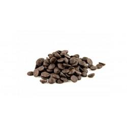 PISTOLES CHOCOLAT NOIR 72 % BTE 5 KG