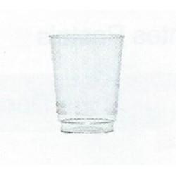 VERRE A BIERE PLAST 33 CL/100