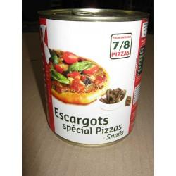 ESCARGOTS NON COMPTES 4/4 SABAROT SPECIAL PIZZA